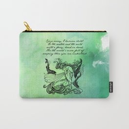 William Butler Yeats - The Stolen Child Carry-All Pouch