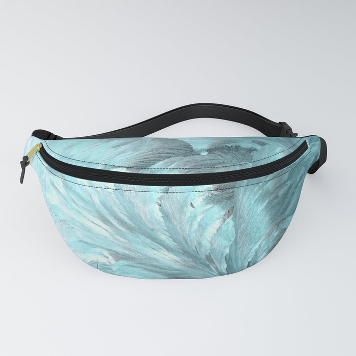 ice patterns Fanny Pack