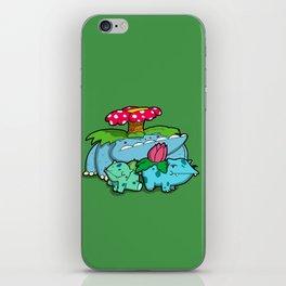 Pokémon - Number 1, 2 & 3 iPhone Skin