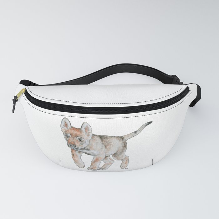 Playful Puppy Fanny Pack