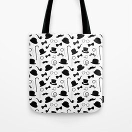 Gentlemen's Attire Tote Bag