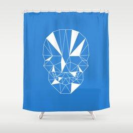 The Boy Skull Shower Curtain