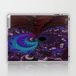 Hoarse Hallow Fractal - Abstract Art Laptop & iPad Skin