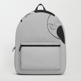 Yin Yang / Sun and Moon Backpack