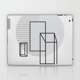 Abstract Composition 07 Laptop & iPad Skin