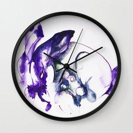 Rabbit Dance Wall Clock