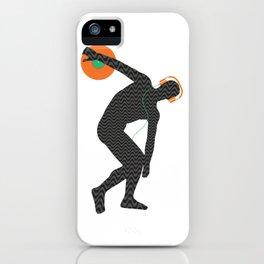 Vinylbolus iPhone Case
