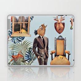 Mr. Horse Laptop & iPad Skin