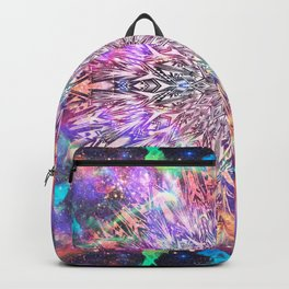 Centaurus Cosmic Mandala Backpack