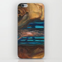 Metabolism by Edvard Munch iPhone Skin