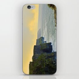 Cliffs of Moher Morning iPhone Skin