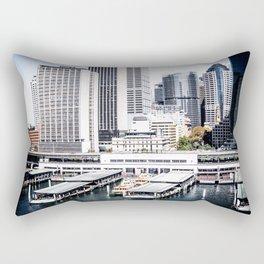 Circular Quay Rectangular Pillow