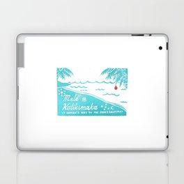 Mele Kalikimaka Laptop & iPad Skin