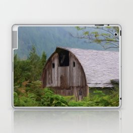 Middle Of Nowhere - Country Art Laptop & iPad Skin