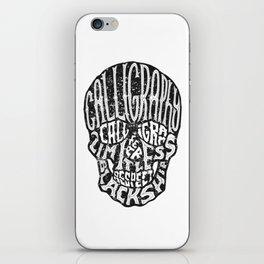 SKULLGRAM iPhone Skin