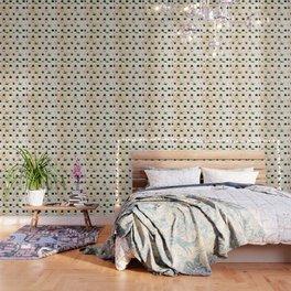 Succulent Pattern Wallpaper