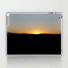 the sun will come out tomorrow Laptop & iPad Skin