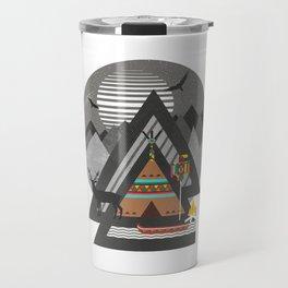Northwest Passage Travel Mug