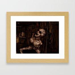 Gasm Framed Art Print