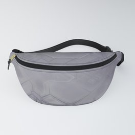 future fantasy steel Fanny Pack