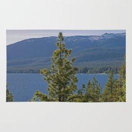 Trees + Tahoe II Rug