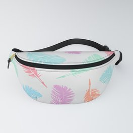 Summer feathers Fanny Pack