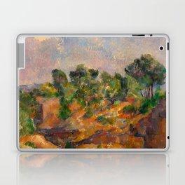 "Paul Cezanne ""Bibémus"" Laptop & iPad Skin"