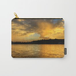 when the light turns to gold... Carry-All Pouch