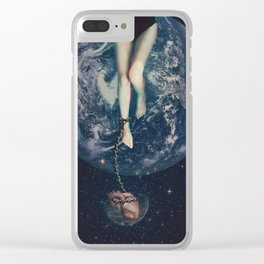 About Her Clear iPhone Case