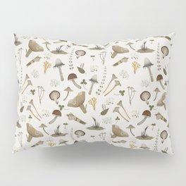 Northern forest (white) Pillow Sham