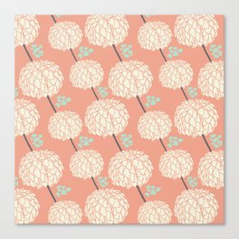 Sweet Petals Canvas Print