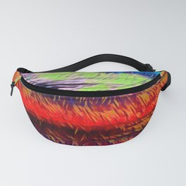 Abs mixed Fanny Pack