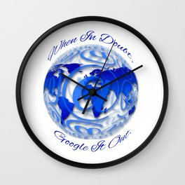 When In Doubt, Google it out. Wall Clock