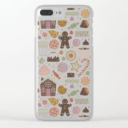 In the Land of Sweets Clear iPhone Case