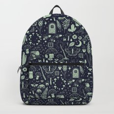 Fairy Garden: Midnight Backpacks