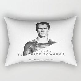 AN IDEAL TO STRIVE TOWARDS Rectangular Pillow