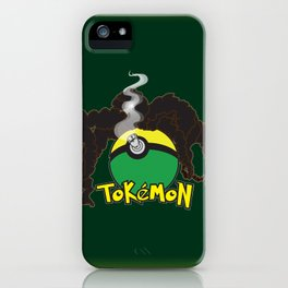 Tokemon iPhone Case