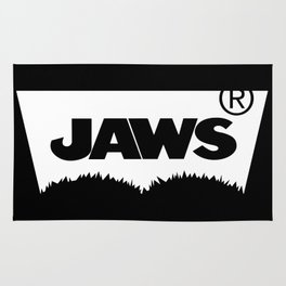 Jaws Jeans Rug
