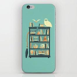 Potter Shelf | Rowling iPhone Skin