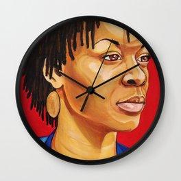 Sandra Bland Wall Clock