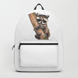 Little raccoon Backpack