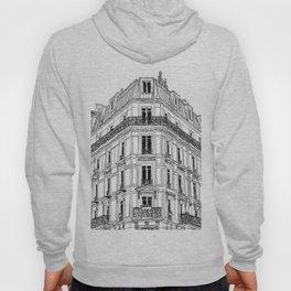 Parisian Facade Hoody