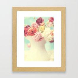 Ranunculus II Framed Art Print