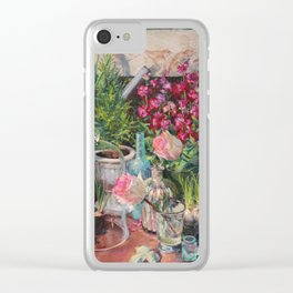 Crowded Kindnesses Clear iPhone Case