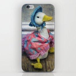 Jemima Puddle Duck iPhone Skin