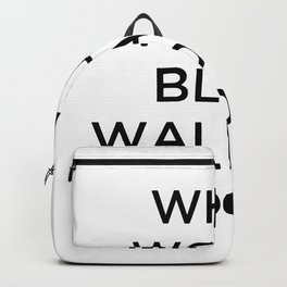 What would Blair Waldorf do? Backpack