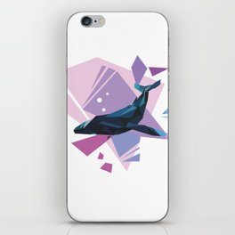Geometry of the Void iPhone Skin