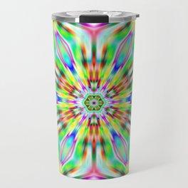 Kaleidoscope 02 Travel Mug
