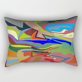 Color Theory of the Firmanent - accepted. Rectangular Pillow