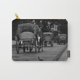turtledove looking at phaeton in Buyukada Istanbul  Carry-All Pouch